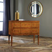 Milan Commode-Fruitwood