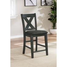 7796 Wire Brushed Counter Height Chair