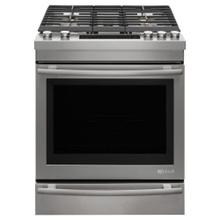 "JennAir® Euro-Style 30"" Slide-In Gas Range"
