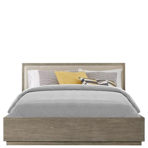 Zoey - Headboard - Urban Gray Finish