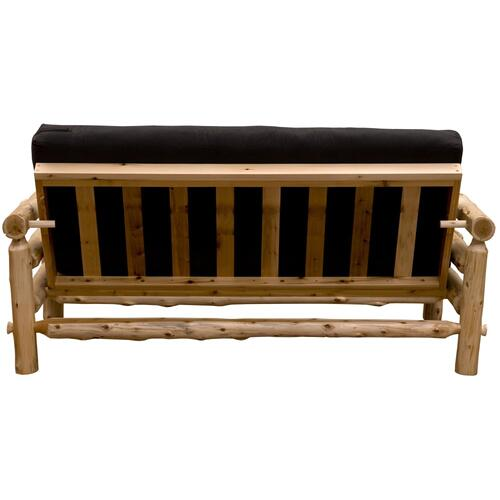 Futon - Natural Cedar