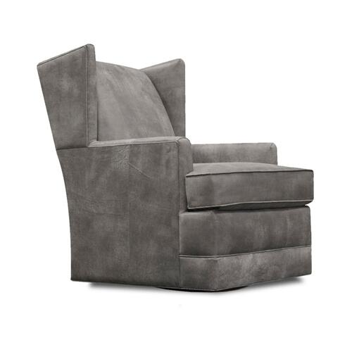 47069AL Olive Swivel Chair