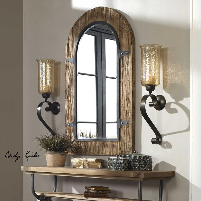 Uttermost - Joselyn Candle Sconce