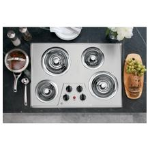 """Product Image - GE® 30"""" Built-In Electric Cooktop"""