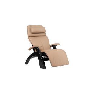 Perfect Chair ® PC-600 Omni-Motion Silhouette - Sand Top Grain Leather - Matte Black