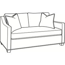 Oxford Bench Seat Loveseat