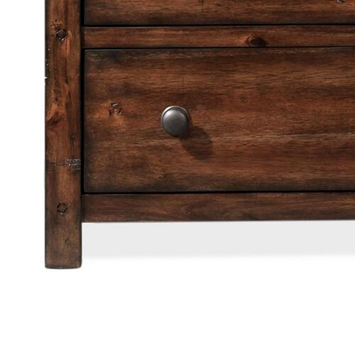 Dawson Creek Nightstand Chestnut