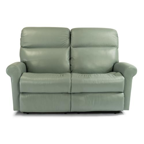 Product Image - Davis Power Reclining Loveseat with Power Headrests