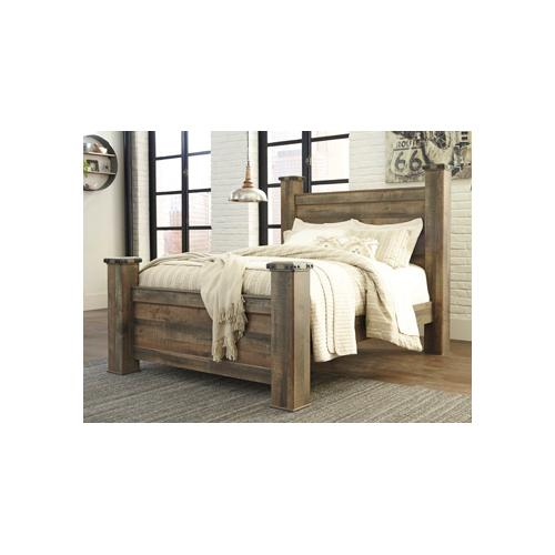 Trinell Queen Poster Headboard Panel