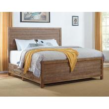Seneca King Bed