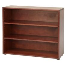 See Details - Low Bookcase : Chestnut