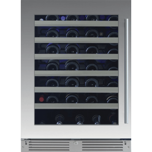 Xo Appliances24in Wine Cellar 1 Zone SS Glass LH