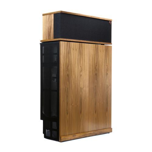 Product Image - Klipschorn Floorstanding Speaker - Black Ash