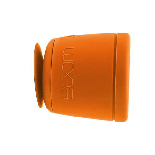 Surround Yourself in Sound in Orange