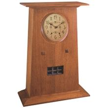 Prairie-Style Mantel Clock