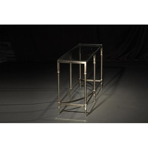 Parthenon Rectangular Console Table