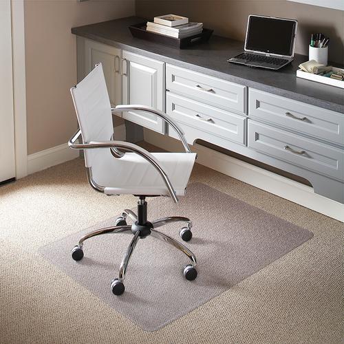 Flash Furniture - 45'' x 53'' Carpet Chair Mat