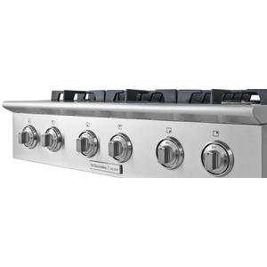 Electrolux - Electrolux ICON® 36'' Gas Slide-In Cooktop