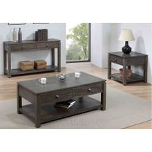 Living Room Set - Shades of Gray (3 Piece)