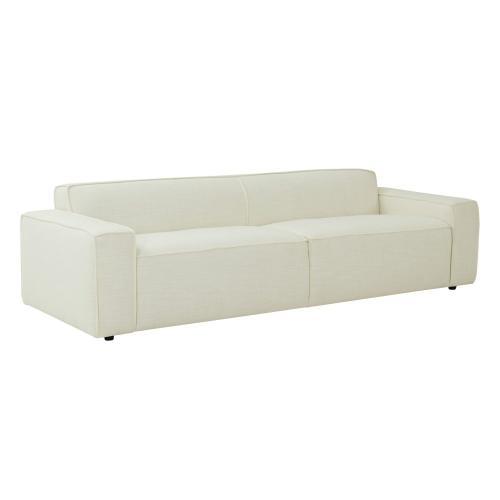 Tov Furniture - Olafur Cream Linen Sofa