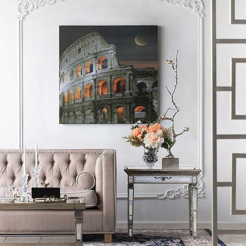 Colloseum Led Wall Print