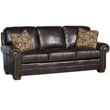 Candice Leather Sofa