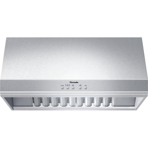 Thermador PH36HS   36-Inch Professional Wall Hood with 24-Inch Depth PH36HS