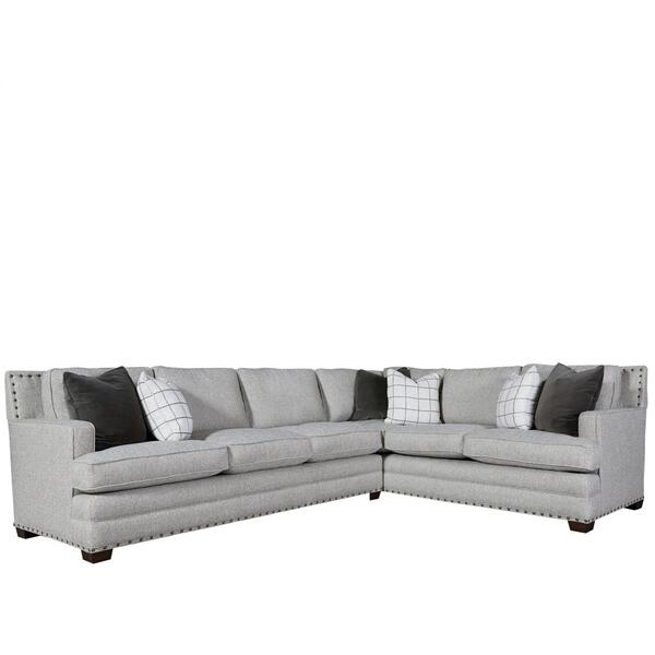 See Details - Riley Sectional Left Arm Sofa Right Arm Corner