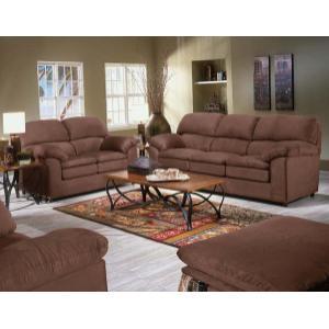 Simmons Upholstery - Storage Ottoman