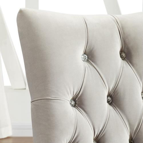 Cavalli Accent/Dining Chair in Grey