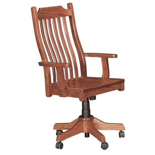 Country Classic Collection - Mission Executive Desk Chair