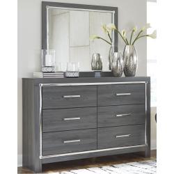 Lodanna Dresser and Mirror