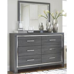 Lodanna Dresser and Mirror