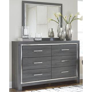 See Details - Lodanna Dresser and Mirror