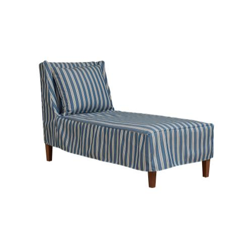 Southern Furniture - Garland Outdoor Slipcovered Chaise