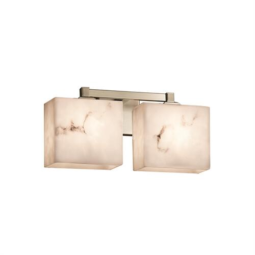Regency 2-Light Bath Bar