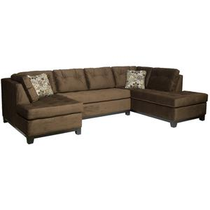 LF Oversize 1 Arm Chaise