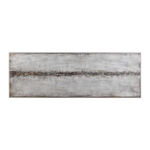 Uttermost - Cracked Sidewalk Hand Painted Canvas