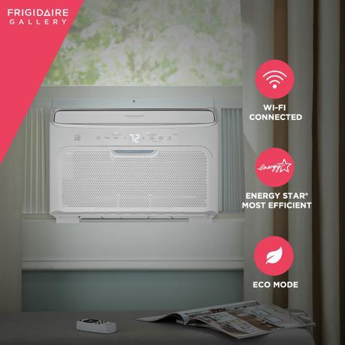 Frigidaire Gallery 12,000 BTU Inverter Quiet Temp Smart Room Air Conditioner