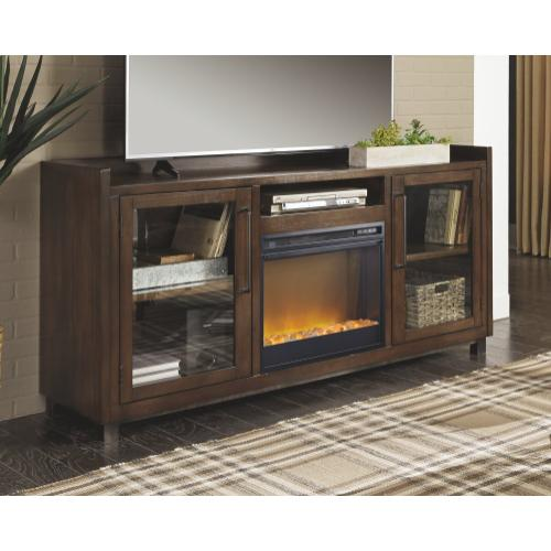 "Starmore 70"" TV Stand With Electric Fireplace"