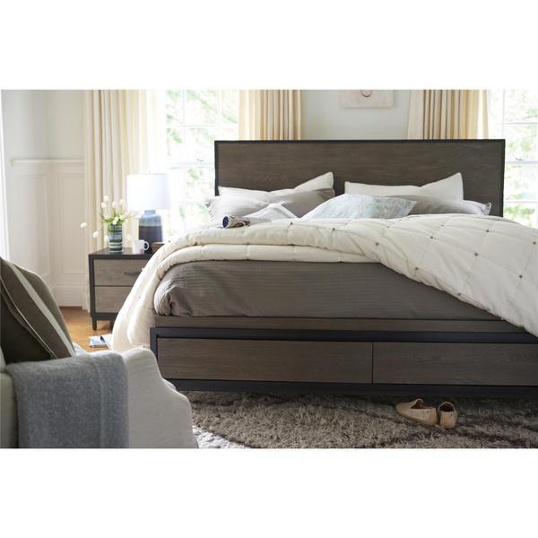 See Details - Spencer Queen Storage Bed