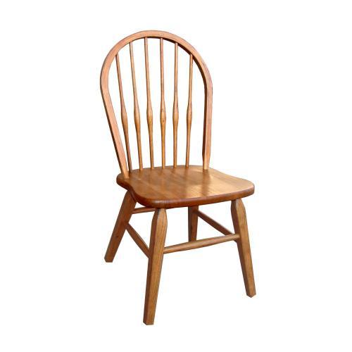 Tennessee Enterprises - Windsor Side Chair W/ Tapered Leg