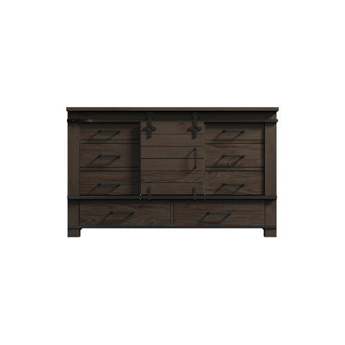 Emerald Home Furnishings - 8-drawer Dresser