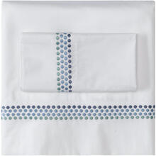Best Seller Jewels Sheet Set, Cases and Shams, BLUE, EURO