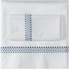 Best Seller Jewels Sheet Set, Cases and Shams, BLUE, EURO