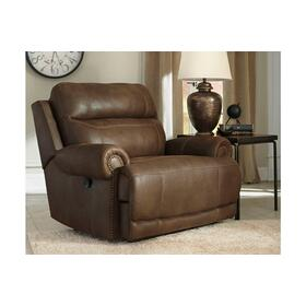 Austere Zero Wall Recliner Brown