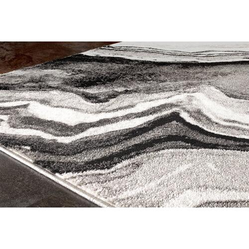 Platinum 3903 Grey White 6 x 8
