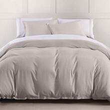 Hera Linen Duvet Cover, 3 Colors (super King/queen) - Super King / Taupe