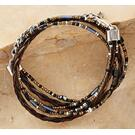 Arrow Horse Hair Metallic Wrap Product Image