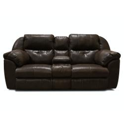 V6D85R Double Reclining Loveseat Console